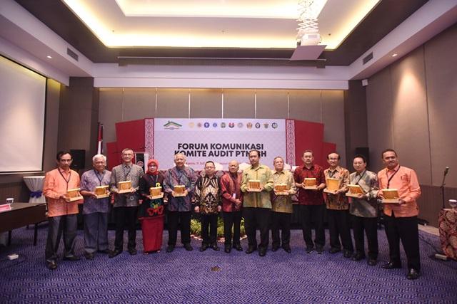 Majelis Wali Amanat Usu Tuan Rumah Forum Komunikasi Komite Audit Ptn Bh